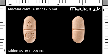 tabletter 16+12,5 mg