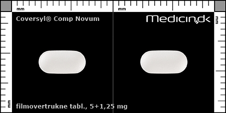 filmovertrukne tabletter 5+1,25 mg