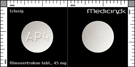 filmovertrukne tabletter 45 mg